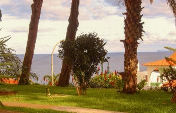 Ausblick auf das Meer vom Studio 601