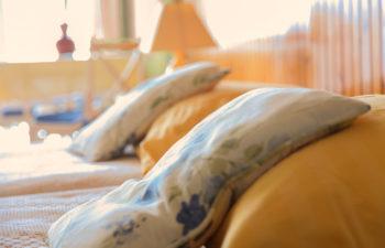 Gemütliche Betten